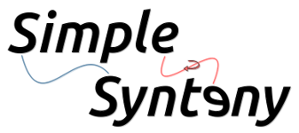 Simple Synteny Logo